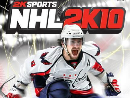 NHL 2K10: Alex Ovechkin ist Cover-Star
