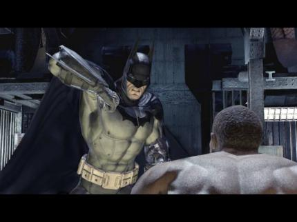 Batman: Arkham Asylum: Neue Screens zeigen Bat-Fights