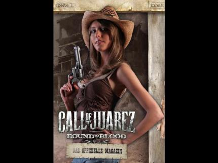 Call of Juarez: Bound in Blood: PDF-Magazin veröffentlicht