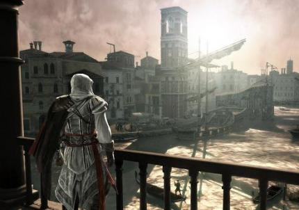 Assassin's Creed 2: Neue Bilder aus Italien