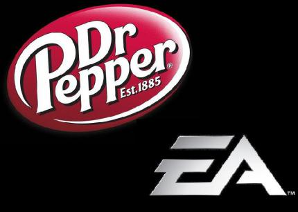 Electronic Arts: Werbevertrag mit Dr. Pepper