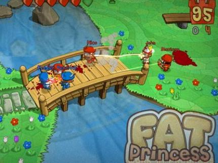 Fat Princess: Termin + Trophies bekannt