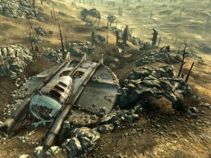 Fallout 3: Neue Mothership Zeta Screens