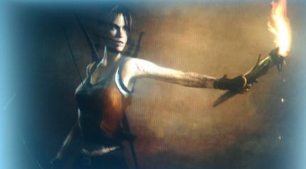 Tomb Raider: Survival-Horror & Open-World?