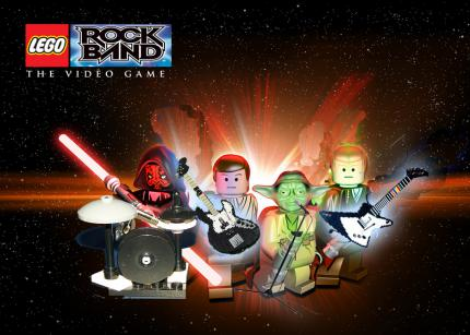 LEGO Rock Band: Guitar Hero-Controller ist kompatibel