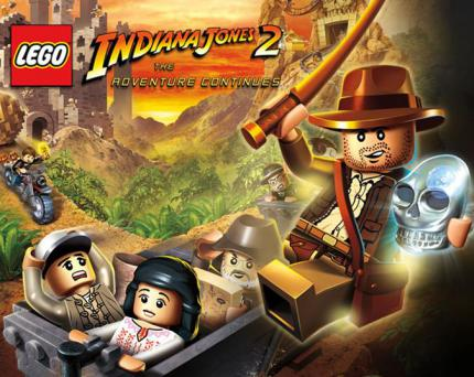 LEGO Indiana Jones 2: Neue Screenshots