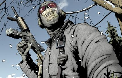 Call of Duty: Modern Warfare 2: 6-teilige 'Ghost'-Comicserie geplant