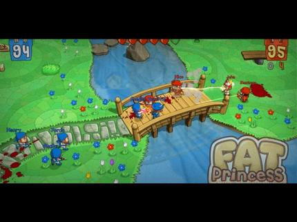 Fat Princess: Erster Patch in Arbeit