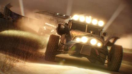 Colin McRae: DiRT 2: Weitere Screenshots am Start