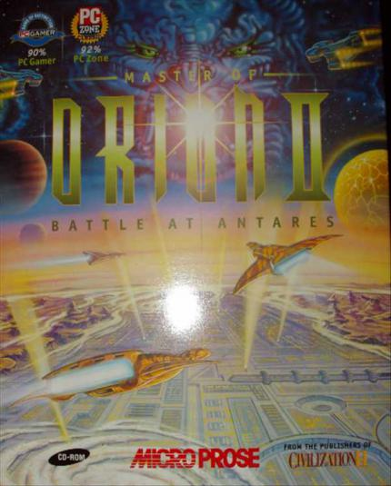 Master of Orion 2: Battle at Antares - Master of my Heart - Leser-Test von JoRice