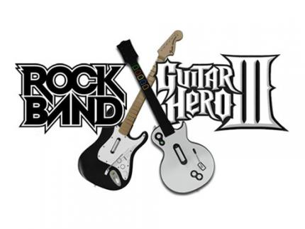 Guitar Hero & Rock Band: Bill Wyman & Nick Mason nicht begeistert