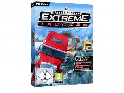 18 Wheels of Steel: Extreme Trucker für den PC angekündigt