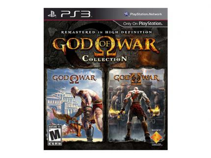 God of War Collection: Gold-Status, Termin & Trophy-Liste
