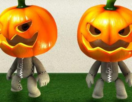 Little Big Planet: Halloween im Sackboy-Land