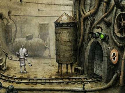 Machinarium: Deutsche Website gestartet