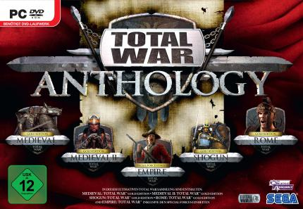 Total War Anthology: Alle Spiele in einer Box