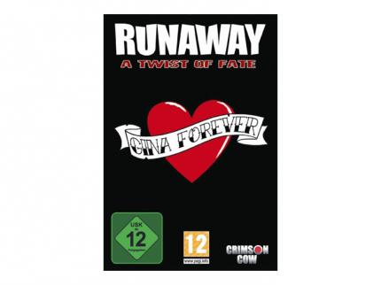 Runaway: A Twist of Fate: Details zur Gina Forever Edition