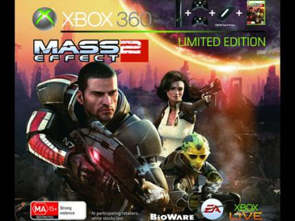 Mass Effect 2: Spezielles Xbox 360-Bundle geplant *UPDATE*