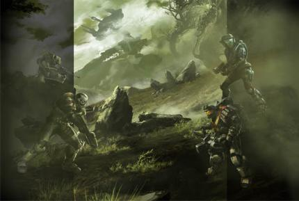 Halo: Reach: Releasedate & Artwork