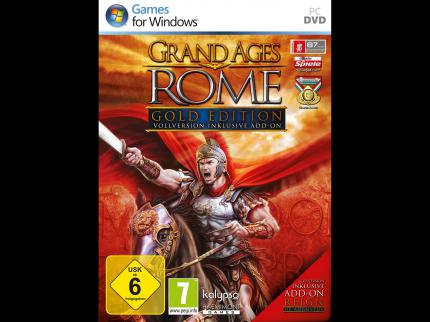 Grand Ages: Rome: Gold Edition angekündigt