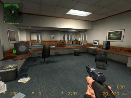 Counter-Strike Source: The Bomb has been planted - Leser-Test von Hilliboy