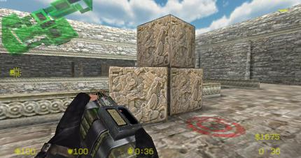 Counter-Strike (dt.): Counterstrike + Version 1.6 - Leser-Test von Silmaril