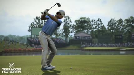 Tiger Woods PGA Tour 14 Commentaire (6)