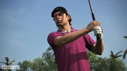 Tiger Woods PGA Tour 14 Commentaire (7)