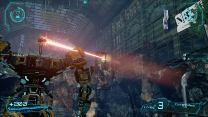 Beyond Flesh and Blood (6)