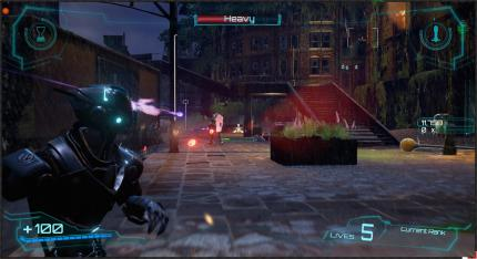 Beyond Flesh and Blood (12)