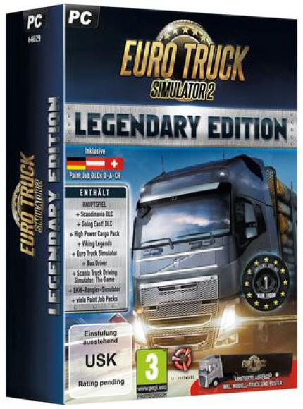 Volle Ladung für PC-Trucker - Legendary Edition am Start (2)