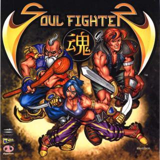 Soul Fighter: Golden Axe ist back ??? - Leser-Test von Tobsen KLees