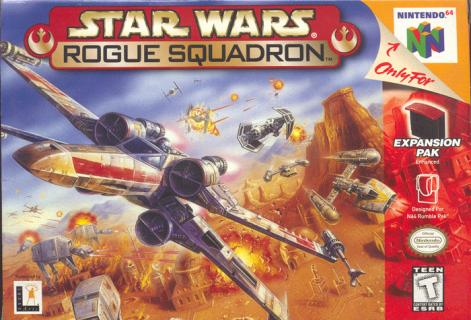 Star Wars: Rogue Squadron - Luke strikes back - Leser-Test von Neo
