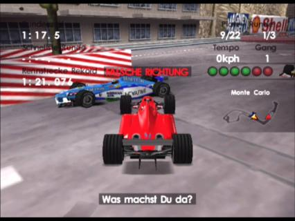 F1 World Grand Prix 2 im Gamezone-Test