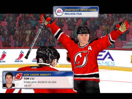 NHL 2002: NHL is the best - Leser-Test von Quizmaster