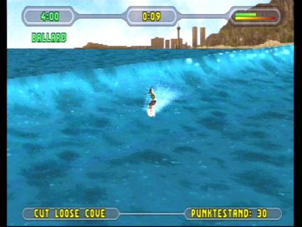 Championship Surfer im Gamezone-Test