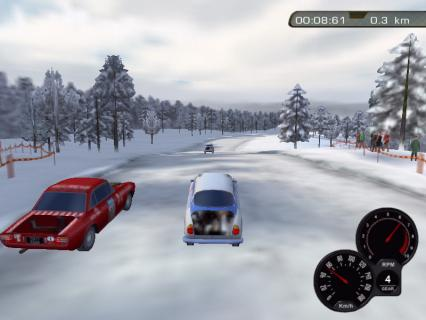 Rally Trophy im Gamezone-Test