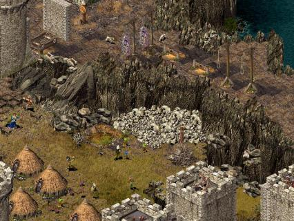 Stronghold: To Strong enough ? - Leser-Test von Kaiser Mao