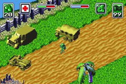 Army Men: Operation Green - Neue Bilder und Infos