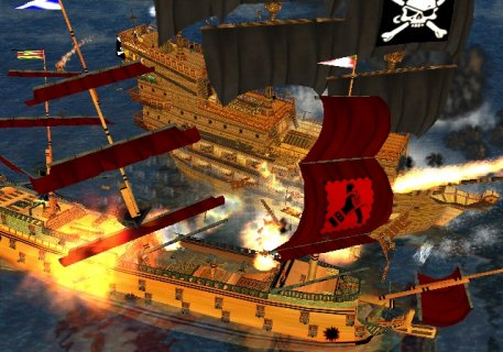 Erster Trailer zu Pirates - The Legend of Black Kat
