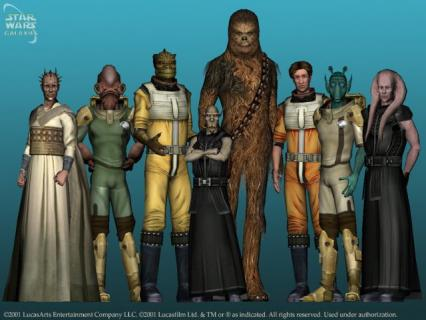 Neue Infos zu Star Wars Galaxies