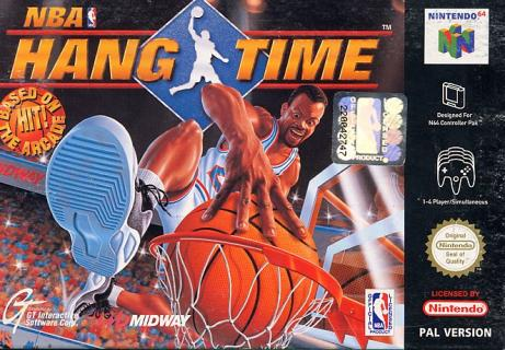 NBA Hangtime: Rabauken Basketball - Leser-Test von perfect007