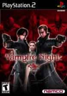 Vampire Night US-Packshot