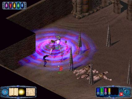 Pool of Radiance 2: Ruins of Myth Drannor im Gamezone-Test
