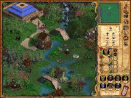 Heroes of Might & Magic IV – Neue Infos