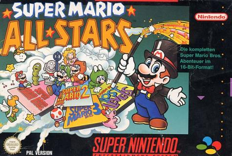 Mario Allstars: Mario Time - Leser-Test von The Mole