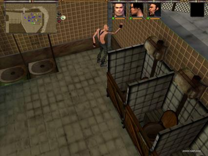 Escape from Alcatraz – Neue Screenshots und Infos