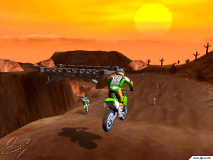 Jeremy McGrath Supercross World – Erste Screenshots