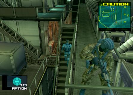Metal Gear Solid 2: Sons of Liberty im Gamezone-Test