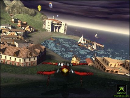 Crimson Skies II - Exclusiv für X-Box